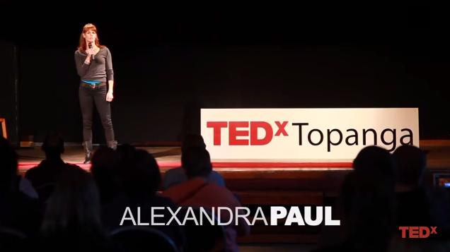 Overpopulation facts – the problem no one will discuss: Alexandra Paul at TEDxTopanga